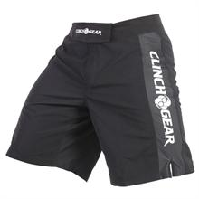 Pro Series Fight Shorts - Black/Black/White